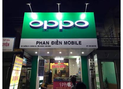 quảng cáo OPPO phan điền mobile